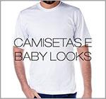 Camisetas e Baby Looks