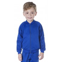 INFANTIL - Jaqueta Colegial Azul Royal