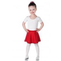 INFANTIL - Saia Bailarina Vermelha