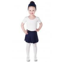 ADULTO - Saia Bailarina Azul Marinho