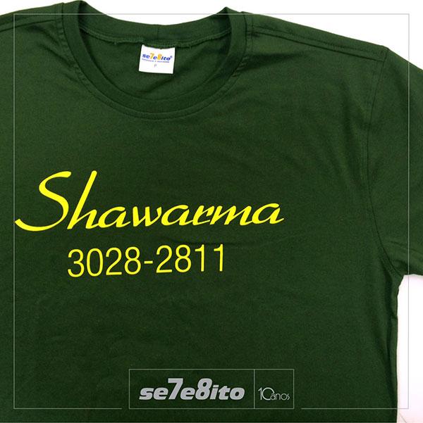 Shawarma Comida Árabe