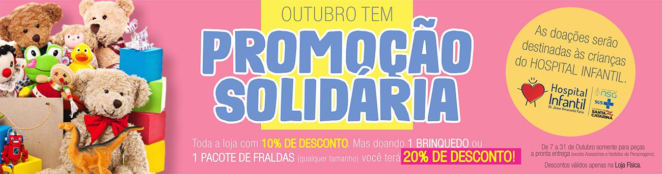 Promoção Solidária - out/2019